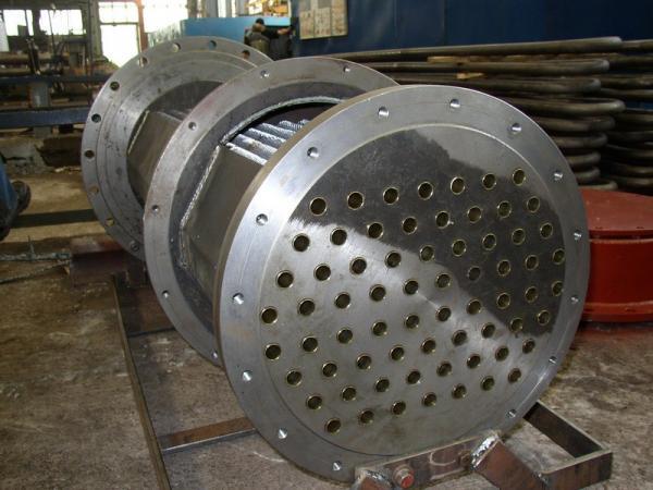 Производство кожухотрубных теплообменников теплообменник под масляный фильтр vw