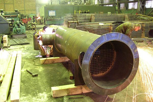 газоходы котельной стальные купить