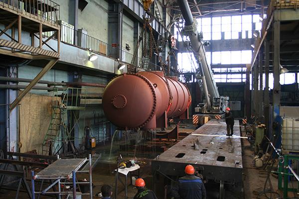 Производство газовых теплообменников Пластинчатый теплообменник HISAKA LX-42 Таганрог